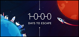 1000 Days to Escape