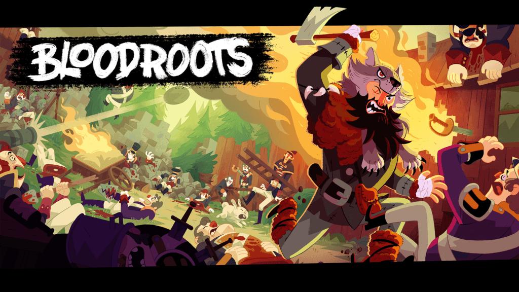 BloodRoots von Paper Cult aus Montreal