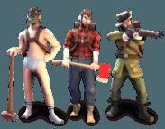 Die Entwicklung des Charakters in DYSMANTLE