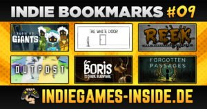 Indiegames Inside – Indie Bookmarks #09