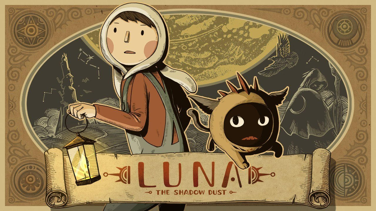 LUNA – The Shadow Dust