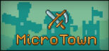 MicroTown - Pixelart City-Builder mit Gewusel im Siedler Stil