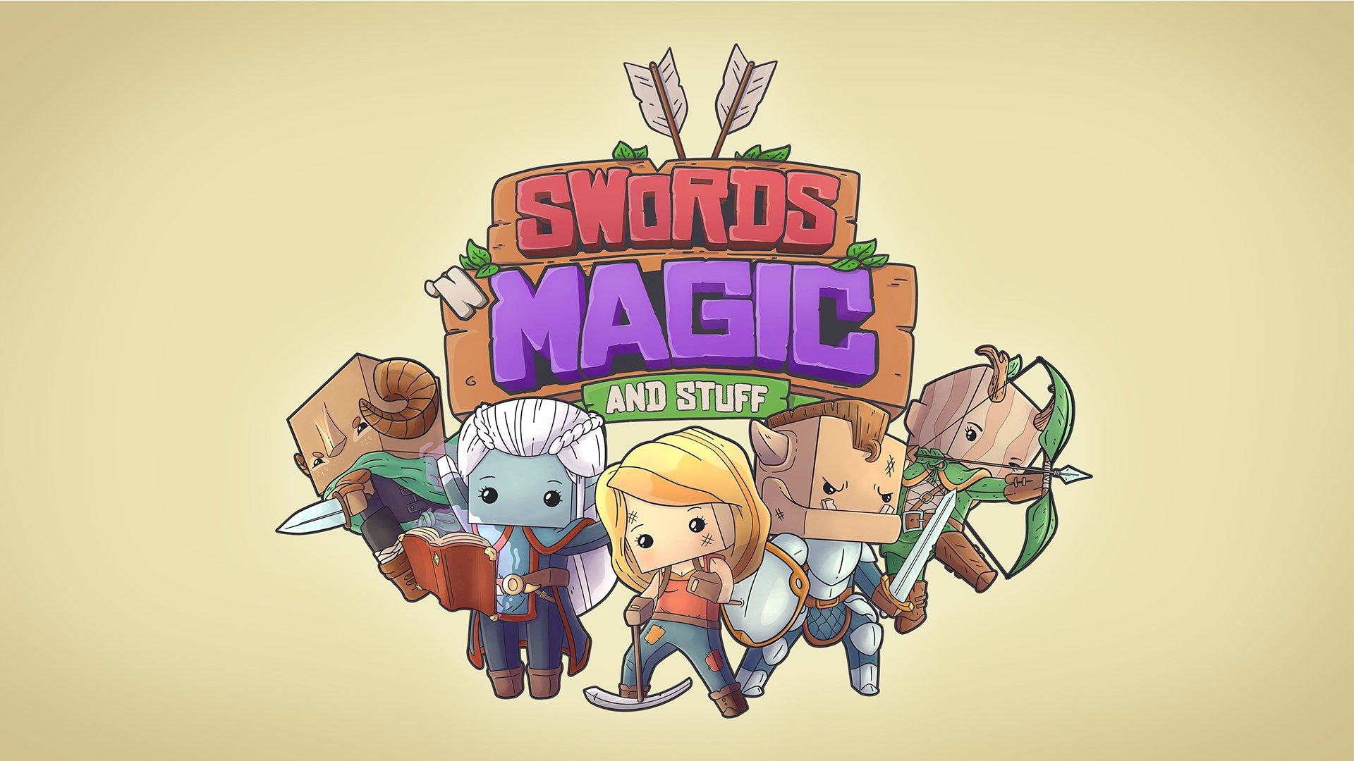 Swords 'n Magic and Stuff