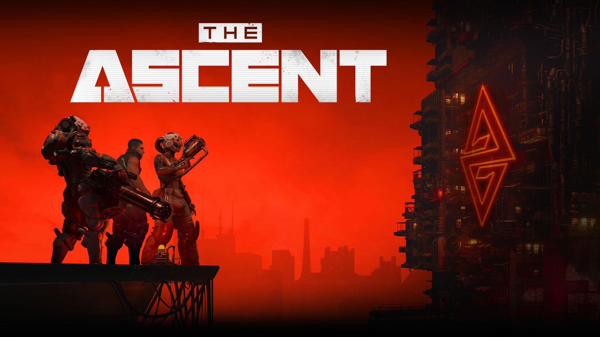 The Ascent – Hübsches Cyberpunk Action-RPG mit Koop-Modus
