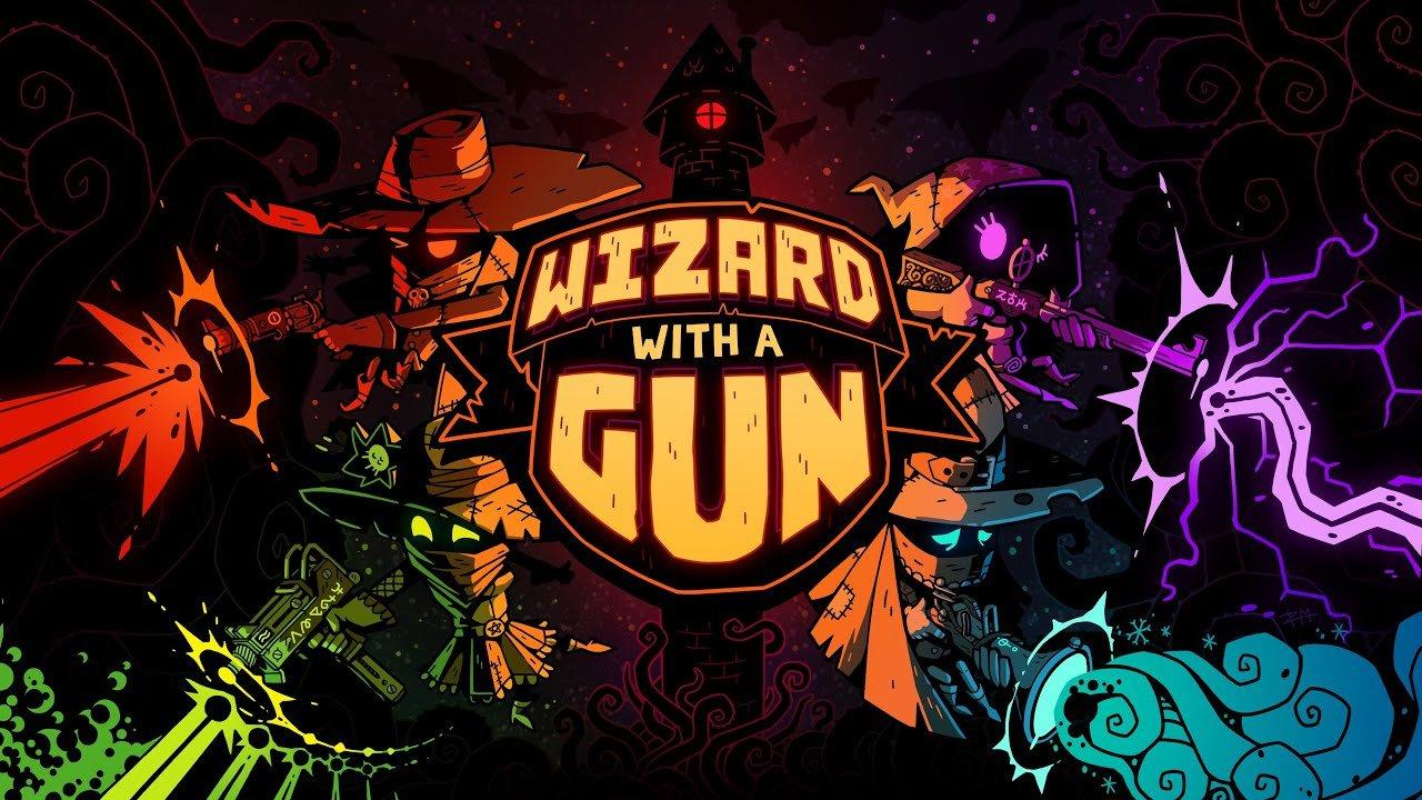 Wizard with a Gun
