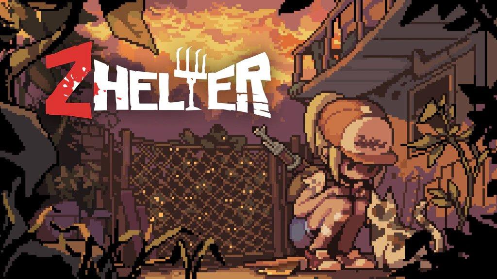 Zhelter - Das Zombie Survival Game von G1 Playground soll im Sommer 2020 erscheinen
