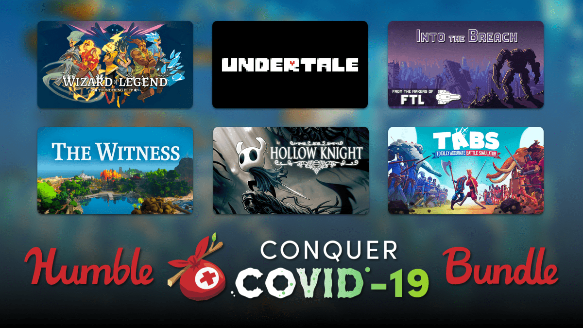 The Humble Conquer COVID-19 Bundle