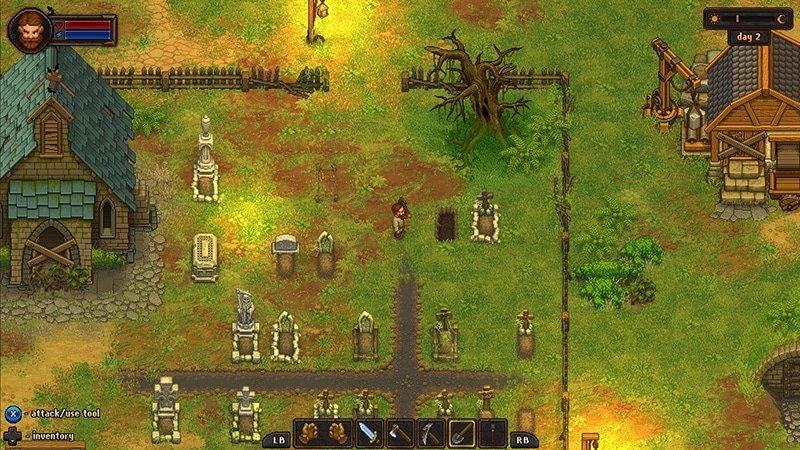 Graveyard Keeper - Arbeit auf dem Friedhof