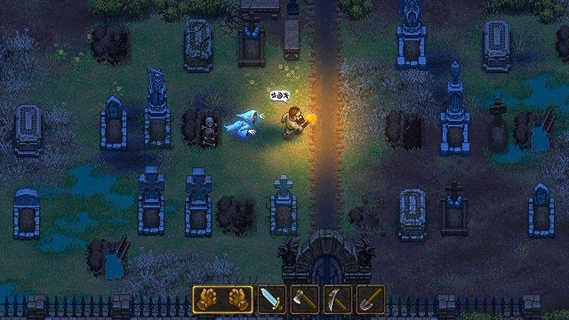 Graveyard Keeper - Nachts auf dem Friedhof