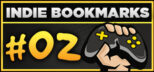Indie Bookmarks #02