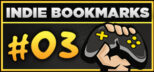 Indie Bookmarks #03