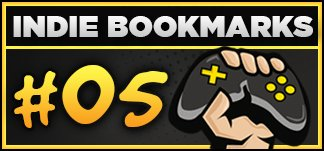 Indie Bookmarks #05
