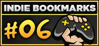 Indie Bookmarks #06