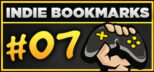 Indie Bookmarks #07