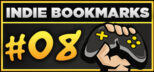 Indie Bookmarks #08